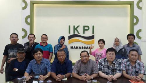 Rapat Rutin IKPI Cab. Makassar